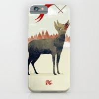 Wood Hyena iPhone 6 Slim Case