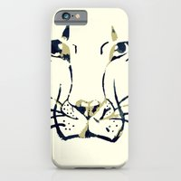 iPhone & iPod Case featuring King of Beasts by katieellen