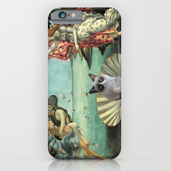 Birth Of Grumpy Cat iPhone & iPod Case