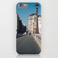 Perfect Day in Paris - Ile Saint Louis iPhone 6 Slim Case