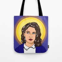 St. Donna Tote Bag