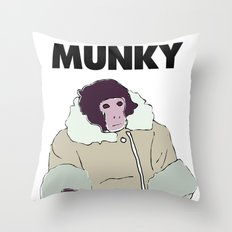 Ikea Monkey Throw Pillow