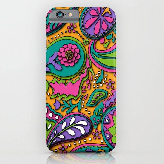 Paisley iPhone & iPod Case