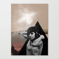 Of Dust Canvas Print