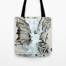 Local Gem # 5 - Lick Brook Tote Bag