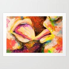 Narciso Art Print