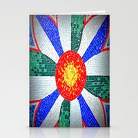 mosaic xx Stationery Cards