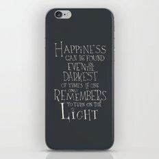 Harry Potter - Albus Dum… iPhone & iPod Skin