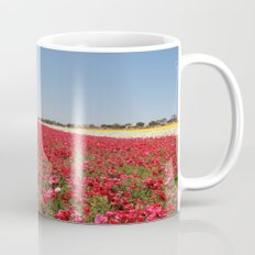 Flower fields Mug