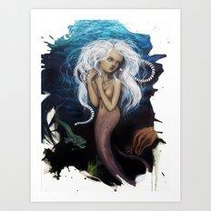 Abyssopelagic Art Print