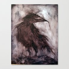 Strange Mind Canvas Print