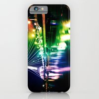 iPhone & iPod Case featuring Provencher Bridge by khammyp
