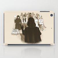 What is Thy Bidding? iPad Case