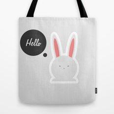 Hello Pets no.4 Tote Bag
