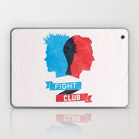 Fight Club Laptop & iPad Skin