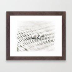 Ally's Flower 2 Framed Art Print