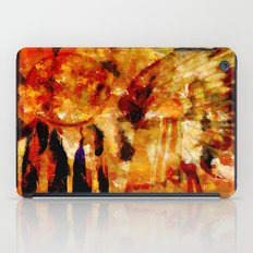 ABSTRACT-Dreamcatcher iPad Case