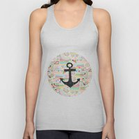 Anchor Unisex Tank Top