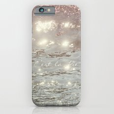 C'est La Vie II iPhone 6 Slim Case