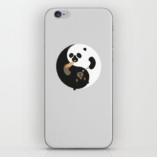 Yin-Yank iPhone & iPod Skin