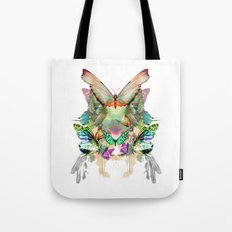 The Fate Of The Butterfl… Tote Bag