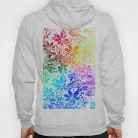 Flying Through Rainbows Hoody