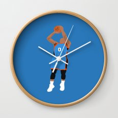 Thunder Up Wall Clock