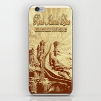 Rock Island Line Comics iPhone & iPod Skin