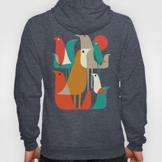 Flock of Birds Hoody
