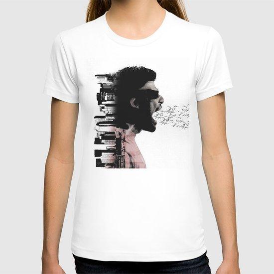 cry city T-shirt