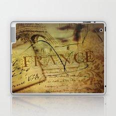I ♥ France Laptop & iPad Skin