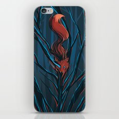 Veronica iPhone & iPod Skin