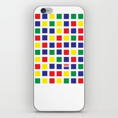 Square's Waldo iPhone & iPod Skin