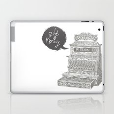 cash register Laptop & iPad Skin