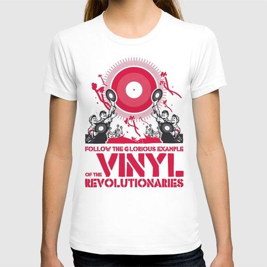 Vinyl Revolution T-shirt