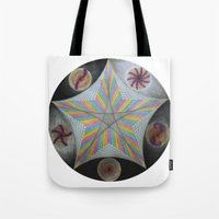 Galactic Pentagram (ANAL… Tote Bag