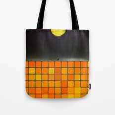 Nothing - Facebook Shapes & Statuses Tote Bag