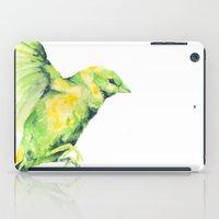 Bird, Sparrow iPad Case