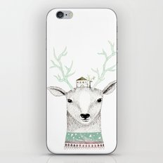 Mr. Deer iPhone & iPod Skin