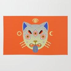 Mystic Cat Rug