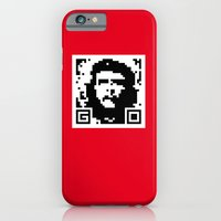 QR- Che iPhone 6 Slim Case