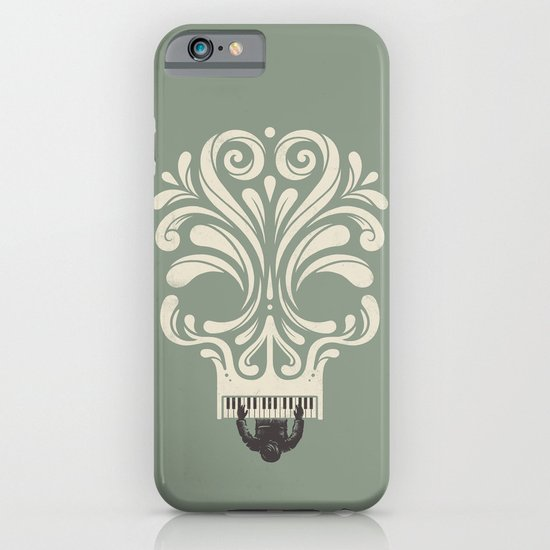 Killer Song iPhone & iPod Case