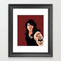 Danzig Framed Art Print