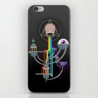 Technicolour iPhone & iPod Skin
