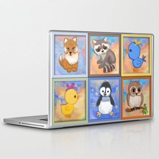 Baby animals Laptop & iPad Skin