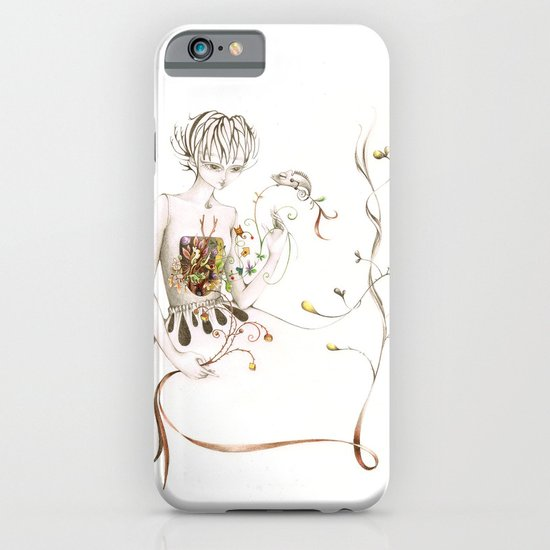 The Magical Chest iPhone & iPod Case