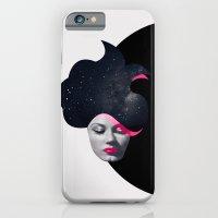 Souffle De Cheveux iPhone 6 Slim Case