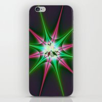 Sparkling Star iPhone & iPod Skin