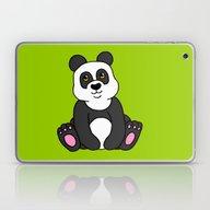 Little Panda Laptop & iPad Skin