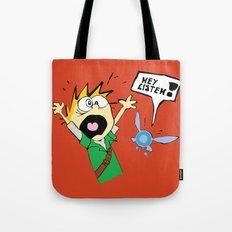 Calvin The Timeless Hero Tote Bag